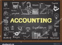 محاسب مالي - مدقق حسابات