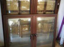تفصيل أبواب و نوافذ الألمنيوم بتقسيط