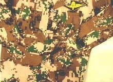 لباس الدرك و القوات الخاصه و الجيش العربي