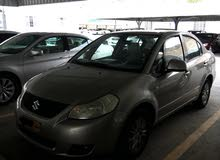 Suzuki SX4 car for sale 2009 in Seeb city