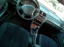 Maroon Honda Accord 2001 for sale