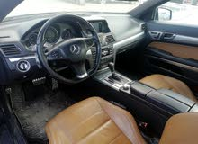 2011 E250 Coupe for sale