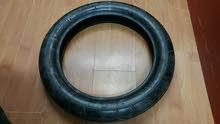 للبيع تاير سيكل هوندا 160cc جديد مقاس 110 /90/17
