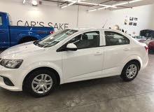Chevrolet Aveo car for sale 2018 in Farwaniya city