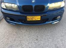 km BMW 320 2001 for sale