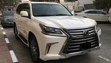 Lexus 570 LX is in a very good condition