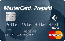 prepaid master card
