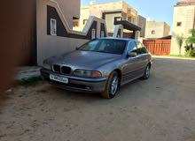 Manual Silver BMW 1998 for sale