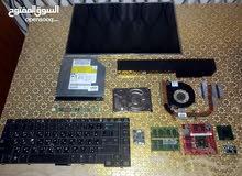 قطع غيار لابتوب HP وبأسعار مناسبة جدا . رامات و معالج وكارت شاشة والكثير