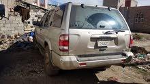 سياره نيسان بات فندر موديل 2004 نظيفه كرت السعر/مليون وستمائة يمني للتواصل/77747