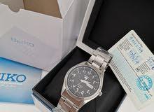 للبيع ساعة seiko 5 عربي