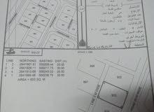 ارض للبيع ف مخطط القصف 368