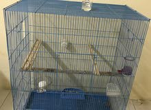 cage for birds  Parrots and anything else