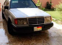 Gasoline Fuel/Power   Mercedes Benz E 300 1986
