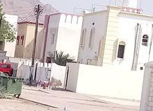 مبنى سكني للبيع بولاية العامرات
