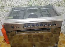 LA Germania Electric and Gas Oven