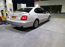 Used condition Lexus GS 2004 with +200,000 km mileage