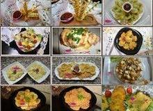 شيف لتعليم فنون الطبخ