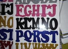 حروف فوم
