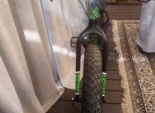 2 Custom Carbon Fiber Desert Bikes