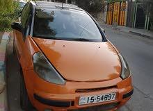 Citroen C3 2004 For sale - Orange color
