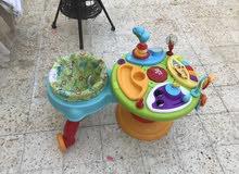 Toy for infant start walking لعبة لطفل بداية مشي