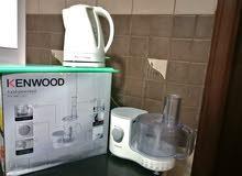 KENWOOD food processor + kettle