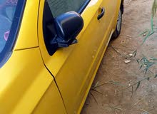 Manual Yellow Chevrolet 2011 for sale