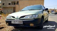 Renault Megane car for sale 1999 in Amman city