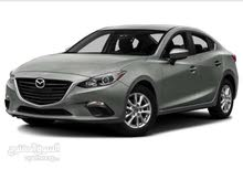 Available for rent! Mazda 3 2015