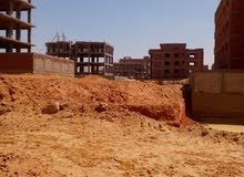 #قطعة ارض للبيع في جمعية المستثمرين حدائق اكتوبر