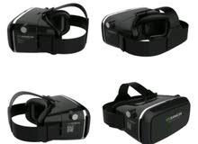 نظارةvr لعرض افلام3d متوفقه علي جميع الهواتف