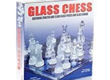 شطرنج كرستال GIASS CHESS