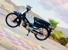 Used Honda motorbike up for sale in Nizwa