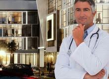 محلات تجاريه في مول تجاري طبي اداري طبي