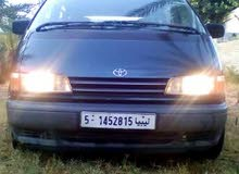 0 km mileage Toyota Previa for sale