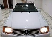 Automatic Mercedes Benz 1993 for sale - Used - Irbid city