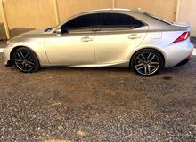 Available for sale!  km mileage Lexus IS 2015