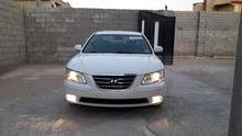 Automatic White Hyundai 2009 for sale