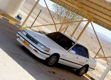Used condition Toyota Cressida 1992 with +200,000 km mileage