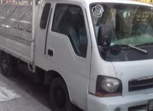 For rent 2002 White Bongo