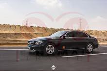 مرسيدس E200 للايجار اليومي
