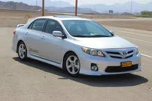For sale 2012 Silver Corolla