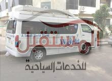Toyota Hiace 2015 for rent