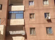 شقة ارضية في المستندة