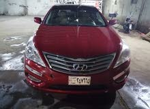 Red Hyundai Azera 2013 for sale
