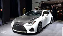 White Lexus RC 2015 for sale