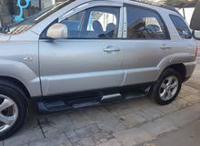 Kia Sportage 2010 For sale - Silver color