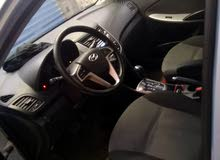 Used condition Hyundai Accent 2014 with 0 km mileage
