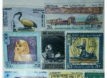 طوابع فرعونى مميزة